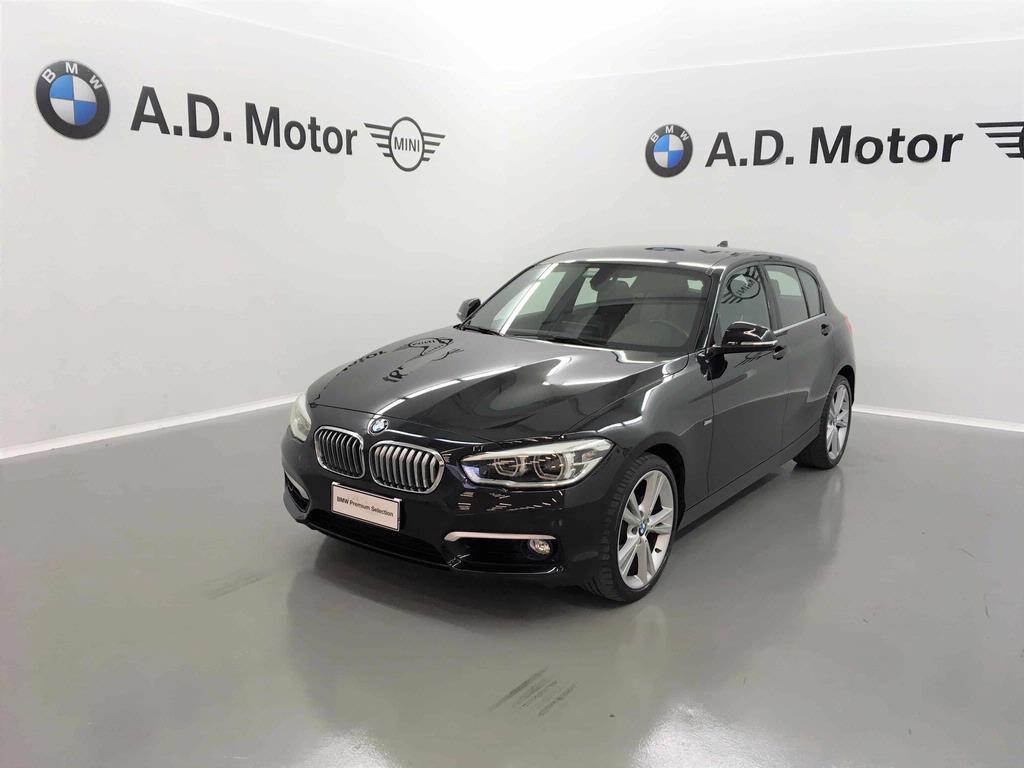 BMW - 118 D URBAN