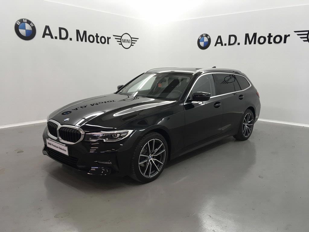 BMW - 318 D TOUR BUSINESS ADVANTAGE A